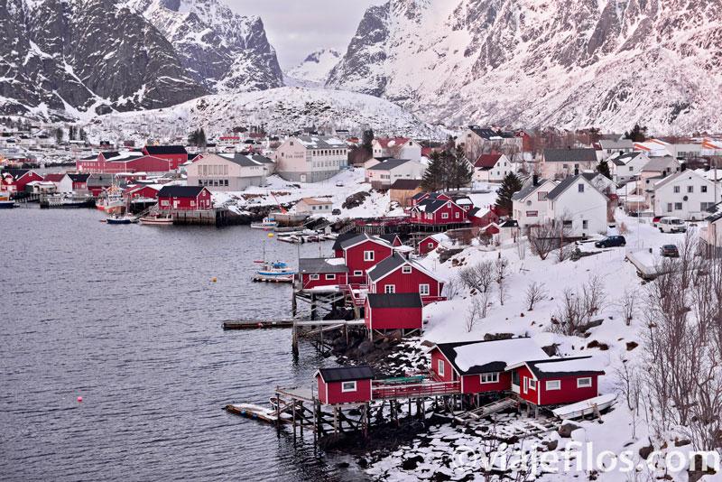 Reine, la escala final de un viaje a Lofoten