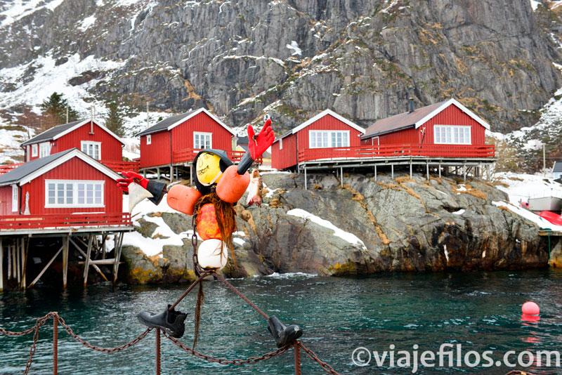 A, un peculiar pueblo al sur de Lofoten y una de las mejores escalas