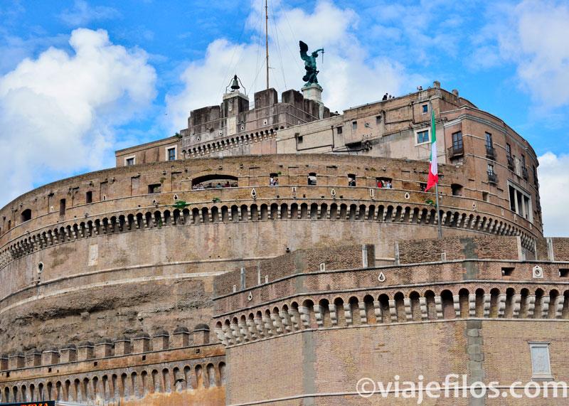 Castillo Sant Angelo, Las mejores visitas de Roma y el Vaticano