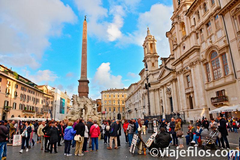 Plaza Navona, Las mejores visitas de Roma y el Vaticano
