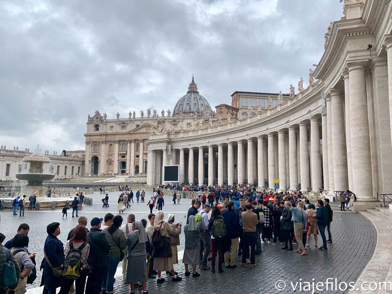 Plaza San Pedro, Las mejores visitas de Roma y el Vaticano