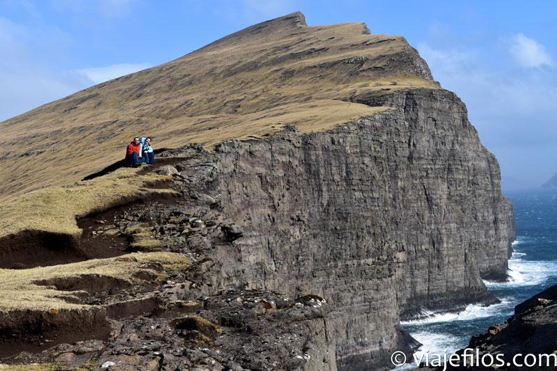 Recorrido por las islas Feroe