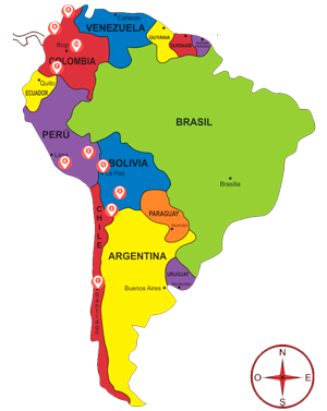 Diario con mochila de 45 días viajando por Sudamérica
