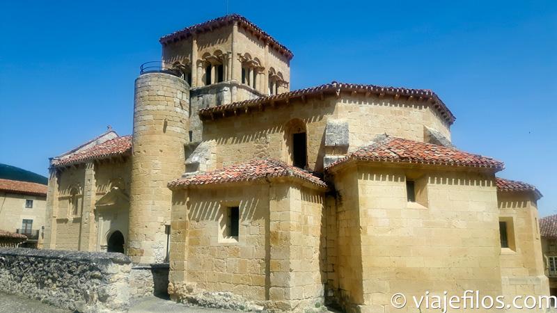 El románico español en las Merindades de Burgos