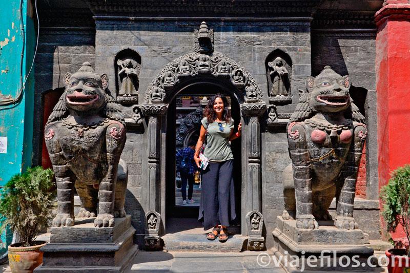 Templo Dorado de Patan