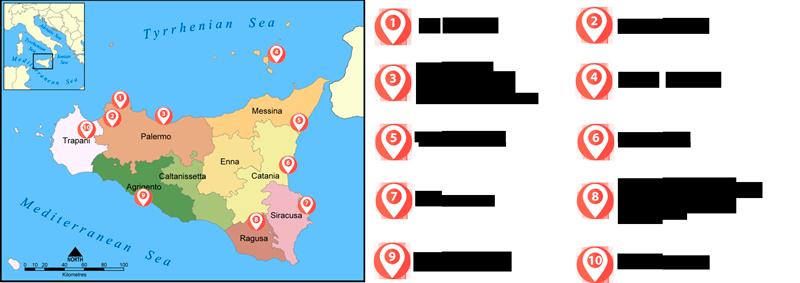 Las escalas de Viajefilos en un Road Trip de 12 días en Sicilia