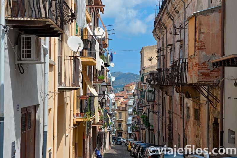 Castelbuono, una escala en un road trip por Sicilia