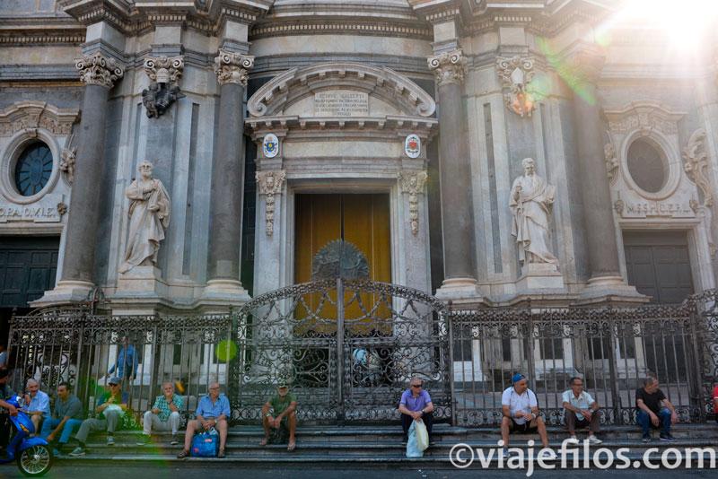 Duomo de Catania, una escala imprescindible de un viaje a Sicilia