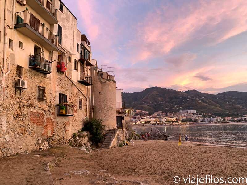 Cefalú, una escala en un road trip por Sicilia