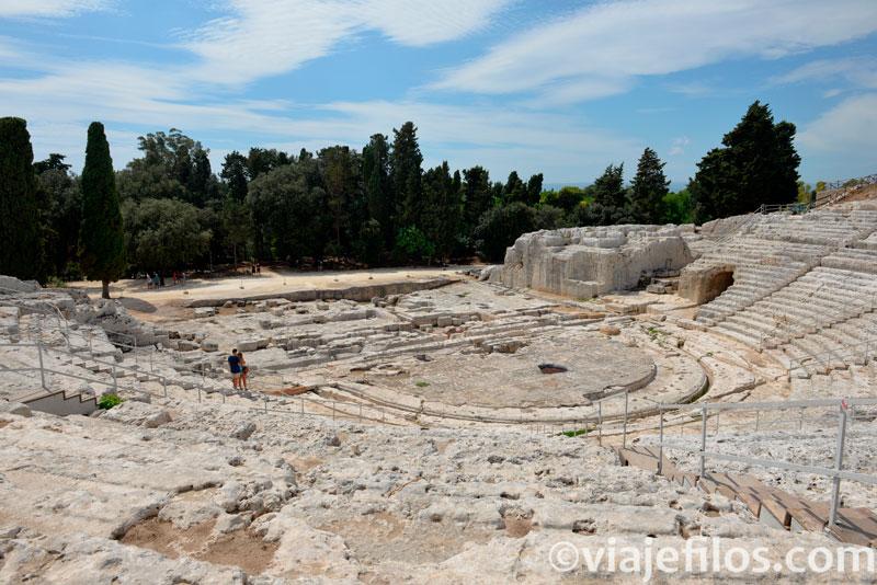 La Neapolis de Siracusa, una escala imprescindible de un viaje a Sicilia