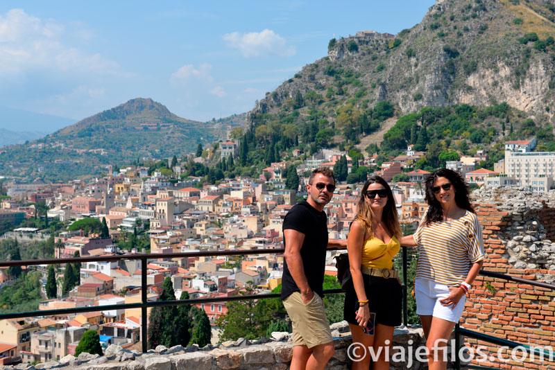 Taormina, una escala imprescindible de un viaje a Sicilia
