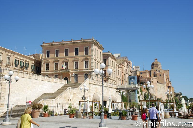 La ciudad de Cagliari