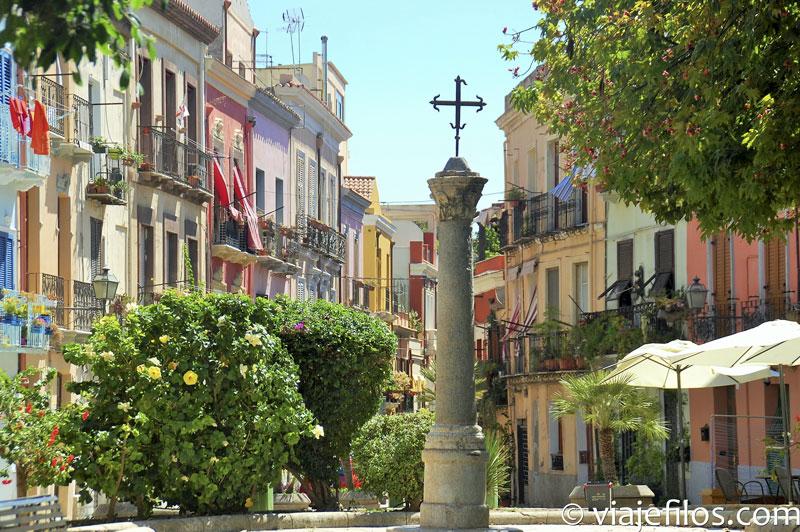 Los barrios de Cagliari