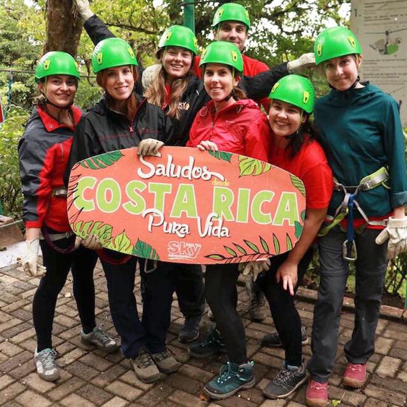 Los preparativos para un viaje a Costa Rica por libre