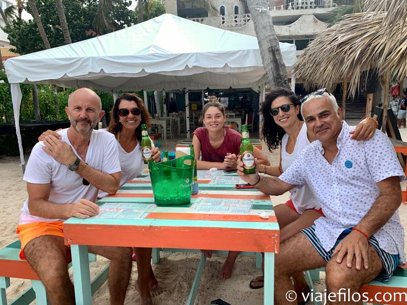 El descanso en Playa Bávaro después de dos semanas por libre en Dominicana