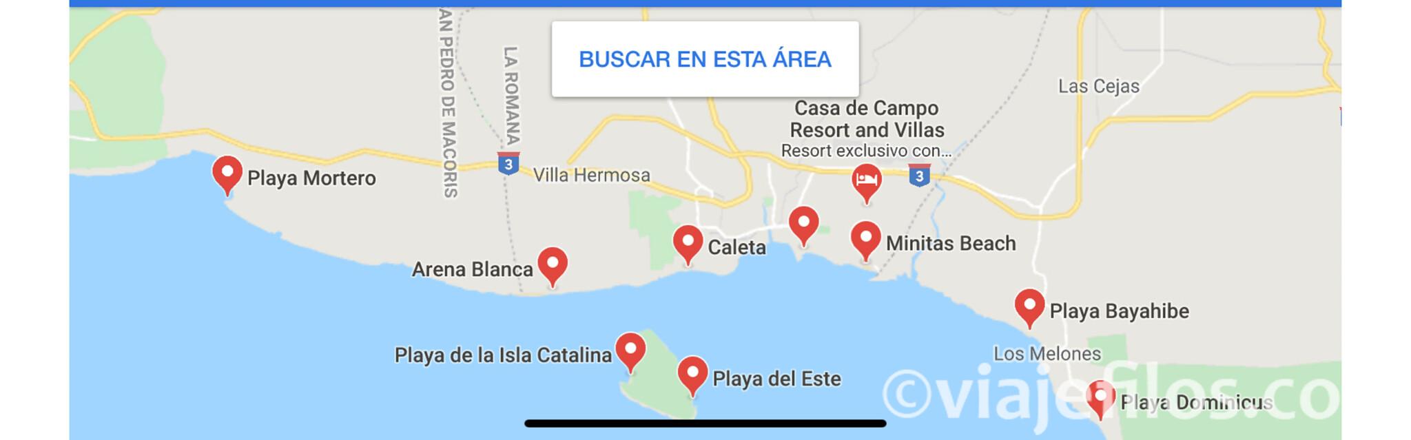 Las mejores playas en La Romana, de camino a Santo Domingo desde Punta Cana