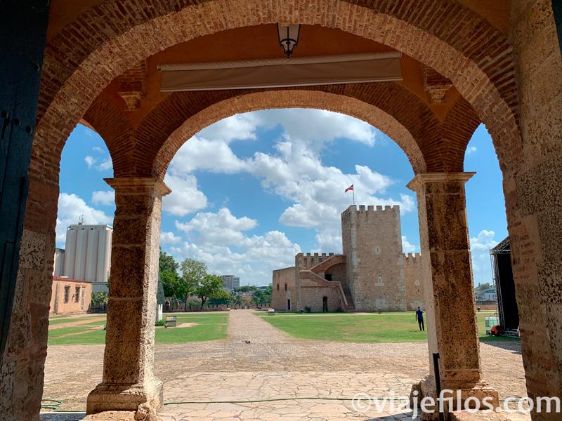 Fortaleza Ozama, la primera construida en América