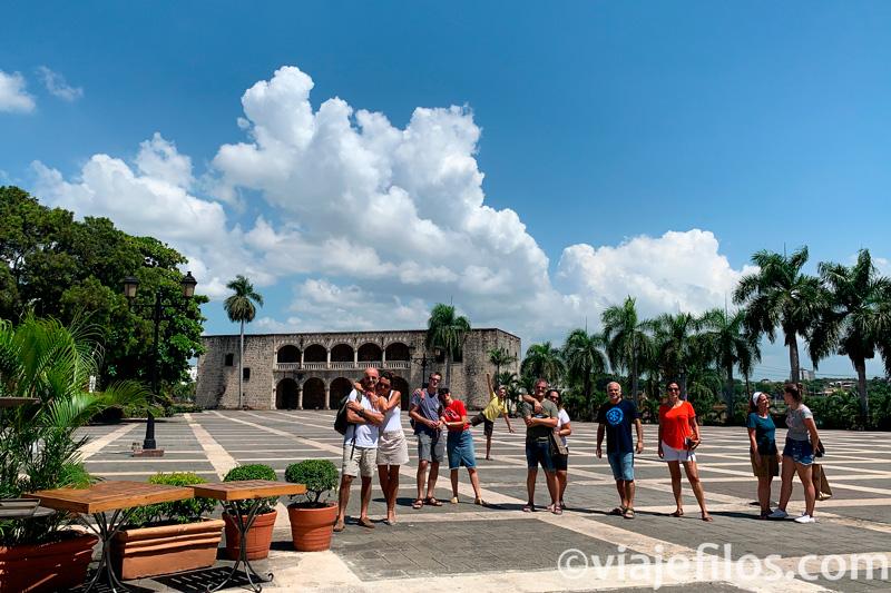 El Alcázar de Colón en Santo Domingo
