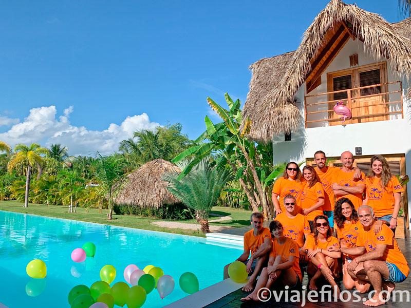 Las villas de República Dominicana