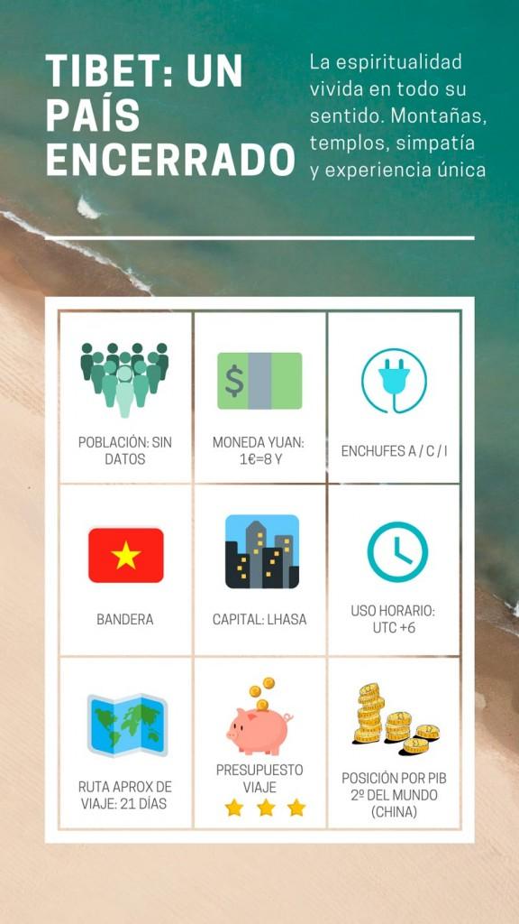 Como organizar tu propio viaje a Tíbet y Nepal