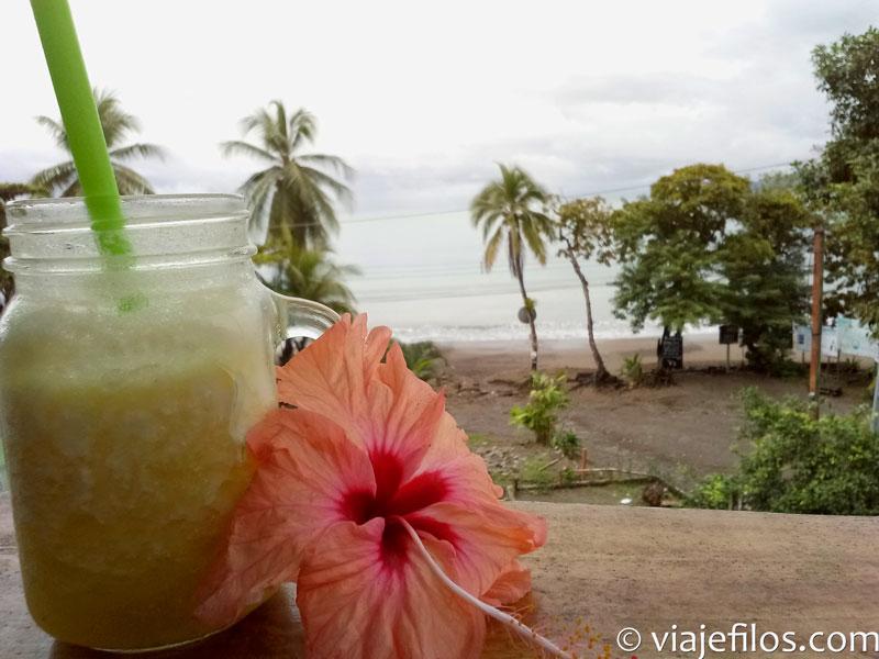 Las playas de Santa Teresa de Costa Rica