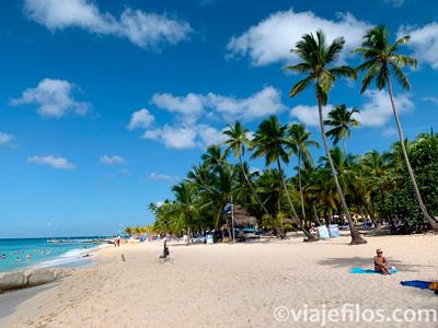 Lo mejor de Republica Dominicana: Playa Dominicus
