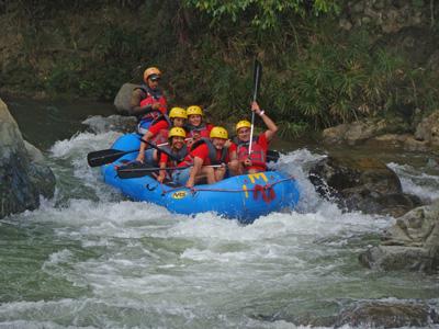 Lo mejor de Republica Dominicana: Rafting