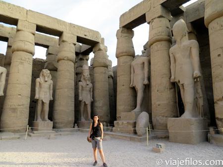 Entrevista de viaje a Egipto