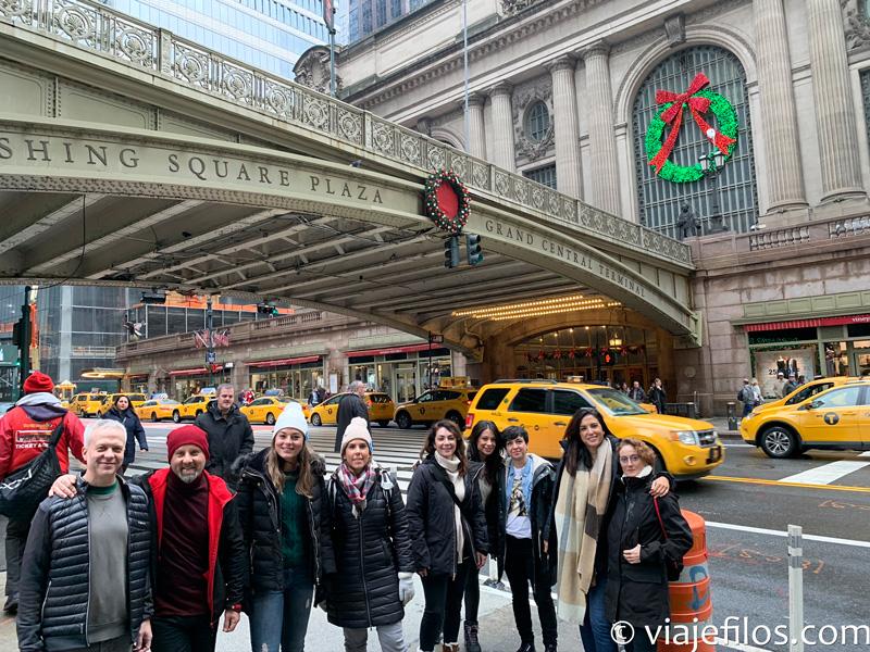 Grand Station of New York, en los alrededores hay buenos sitios donde alojarse en Nueva York