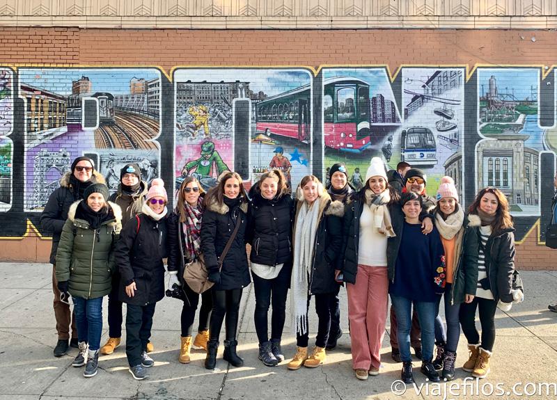 El tour de contrastes en Nueva York, la mejor manera de visitar los distritos periféricos