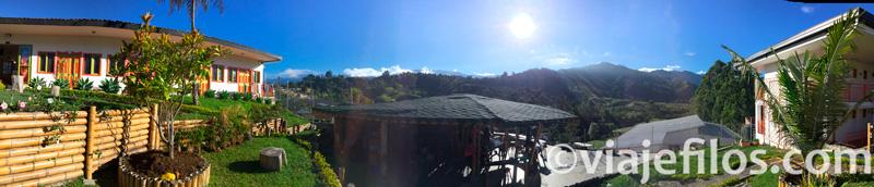 Salento, en el eje cafetero de Colombia
