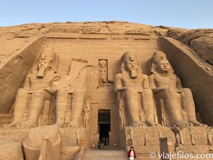 Entrevista de un viaje a Egipto