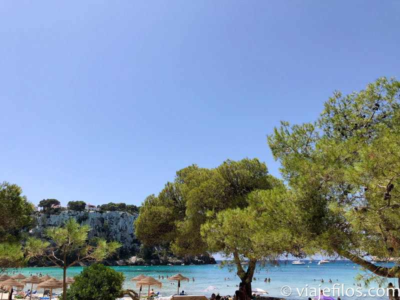 Cala Galdana, la mejor cala de Menorca