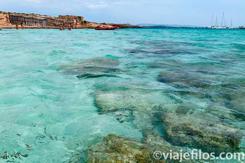 Ses Illetes, Formentera