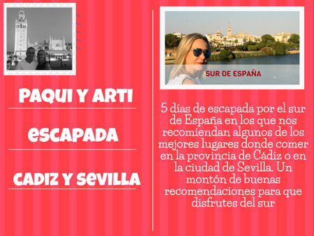 Qué comer y dónde en Cádiz