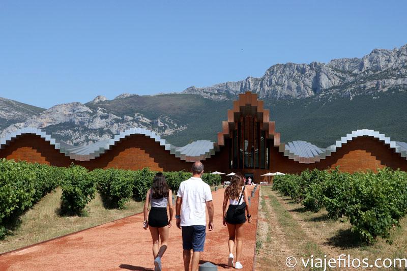 Las bodegas de Euskadi