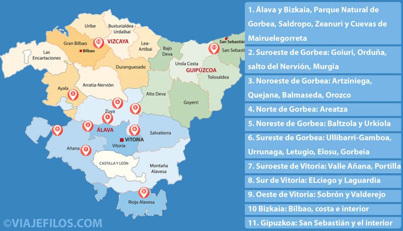 Las mejores visitas de Euskadi con niños y adolescentes