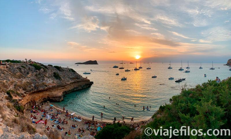 Los atardeceres de Ibiza
