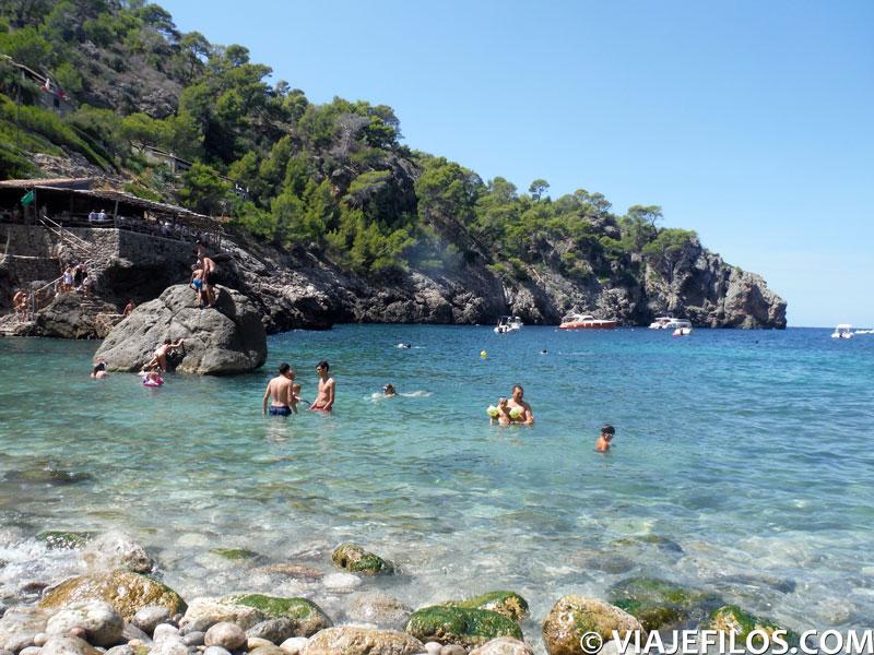 Los mejores baños de Mallorca