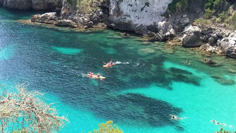 Las mejores excursiones de Menorca