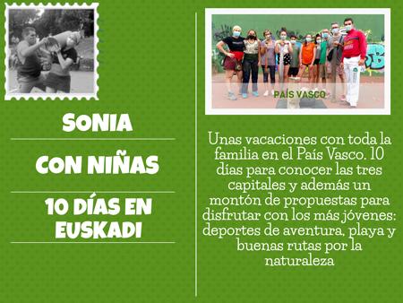 10 días de viaje al País Vasco con niños