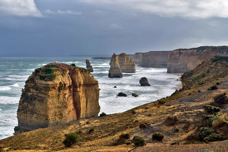 Los Twelve Apostles en La Great Ocean Road