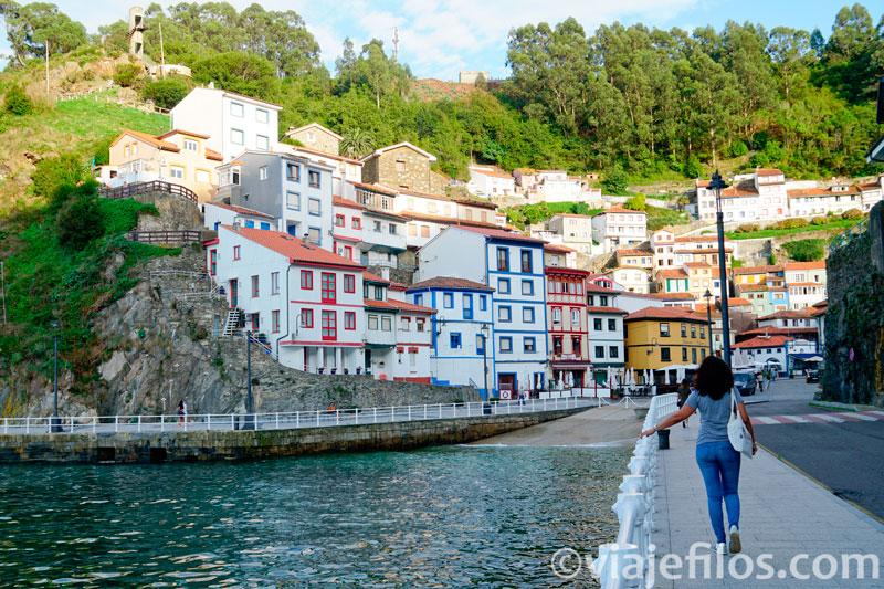 Cudillero, uno de los pueblos más bonitos de España