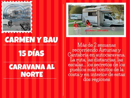 Asturias y Cantabria en autocaravana