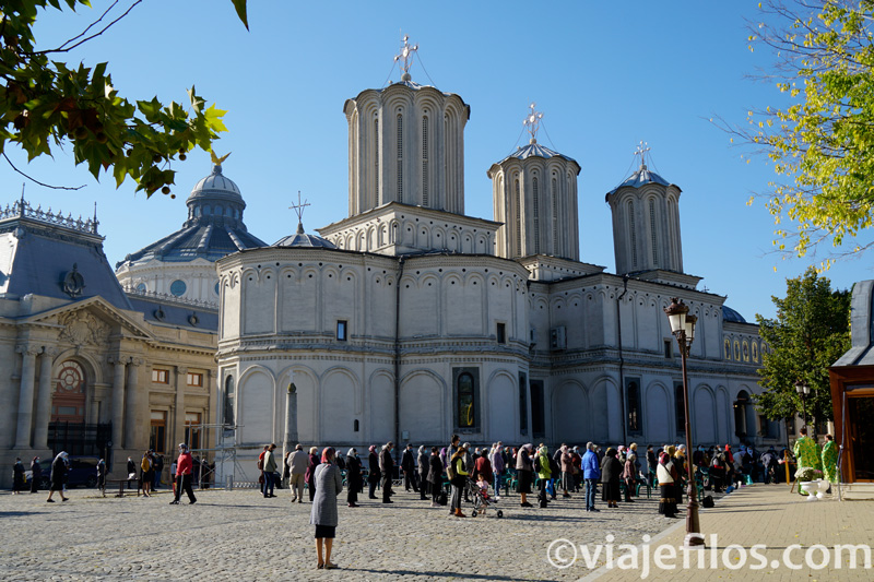 Catedral ortodoxa de Bucarest
