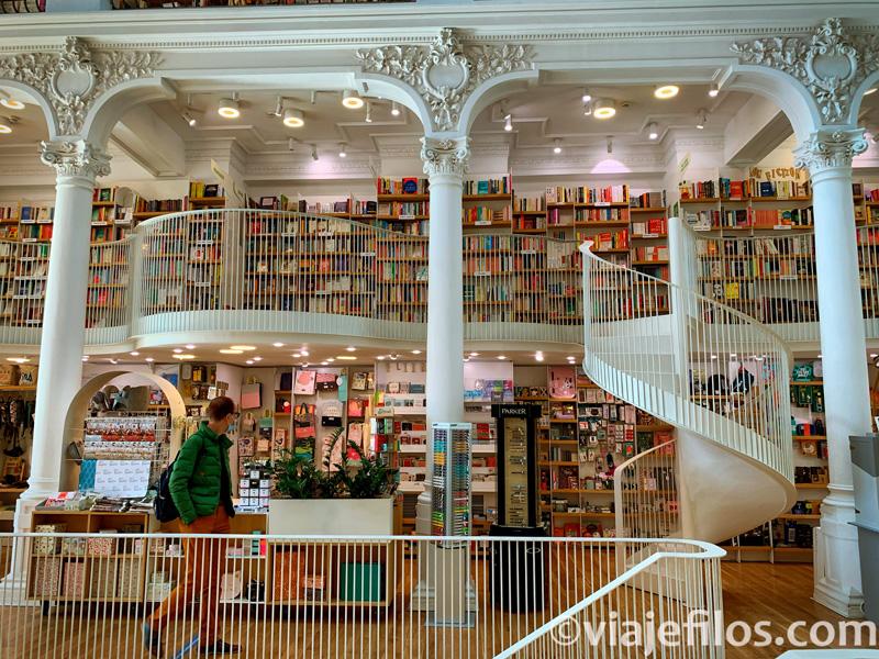 Librería Carturesti Carusel