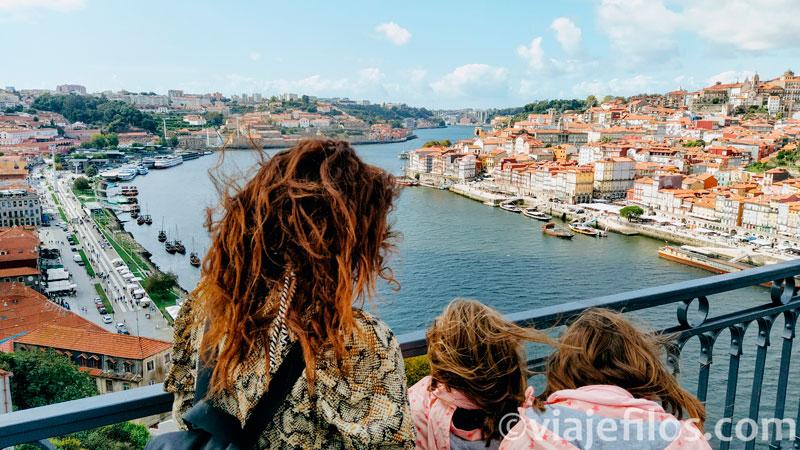 Las mejores vistas de Oporto