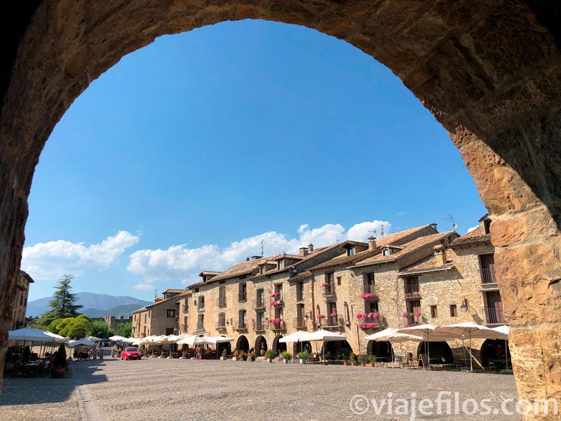 Cuatro días de escapada en el Pirineo de Aragón. Que visitar en Aínsa