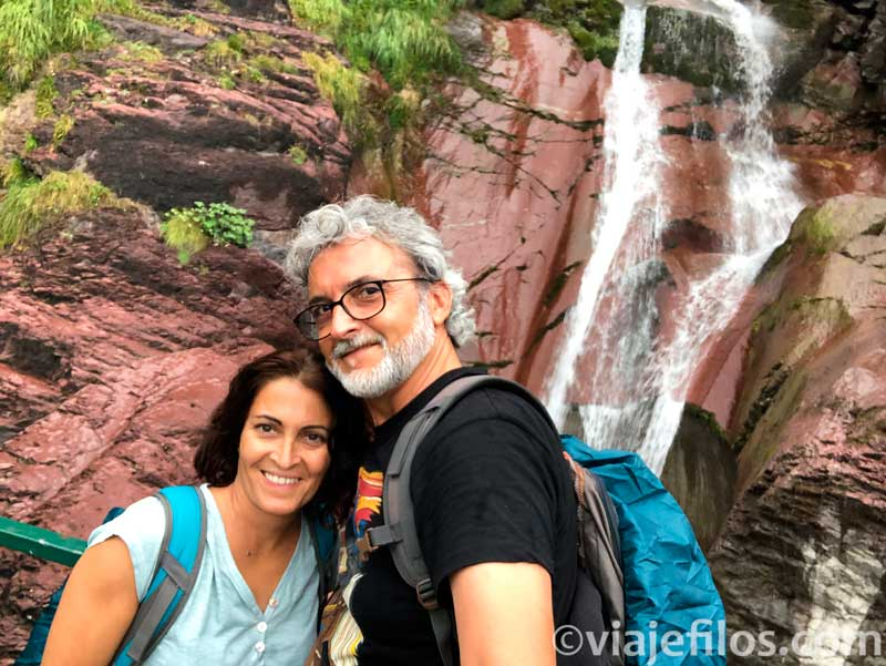Cascadas de La Larri