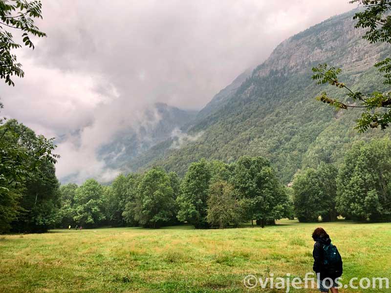 El valle de la Pineta en una escapada de cuatro días al Pirineo aragonés